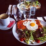 First meal in Paris - Take me back to Paris