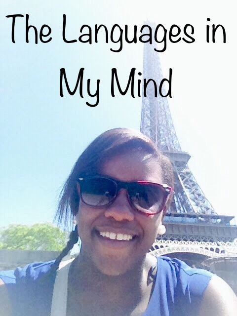 The Languages in My Mind