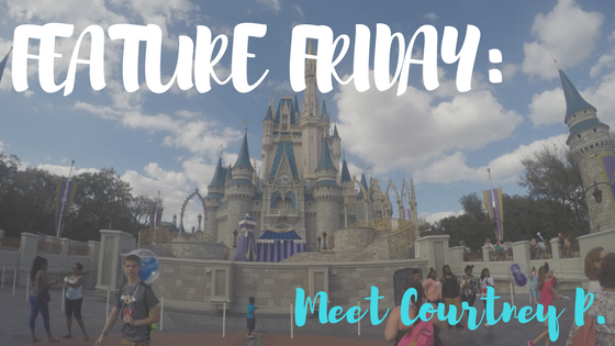 Feature Friday: Meet Courtney P.