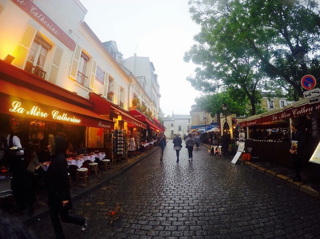 Montmartre - Take me back to paris