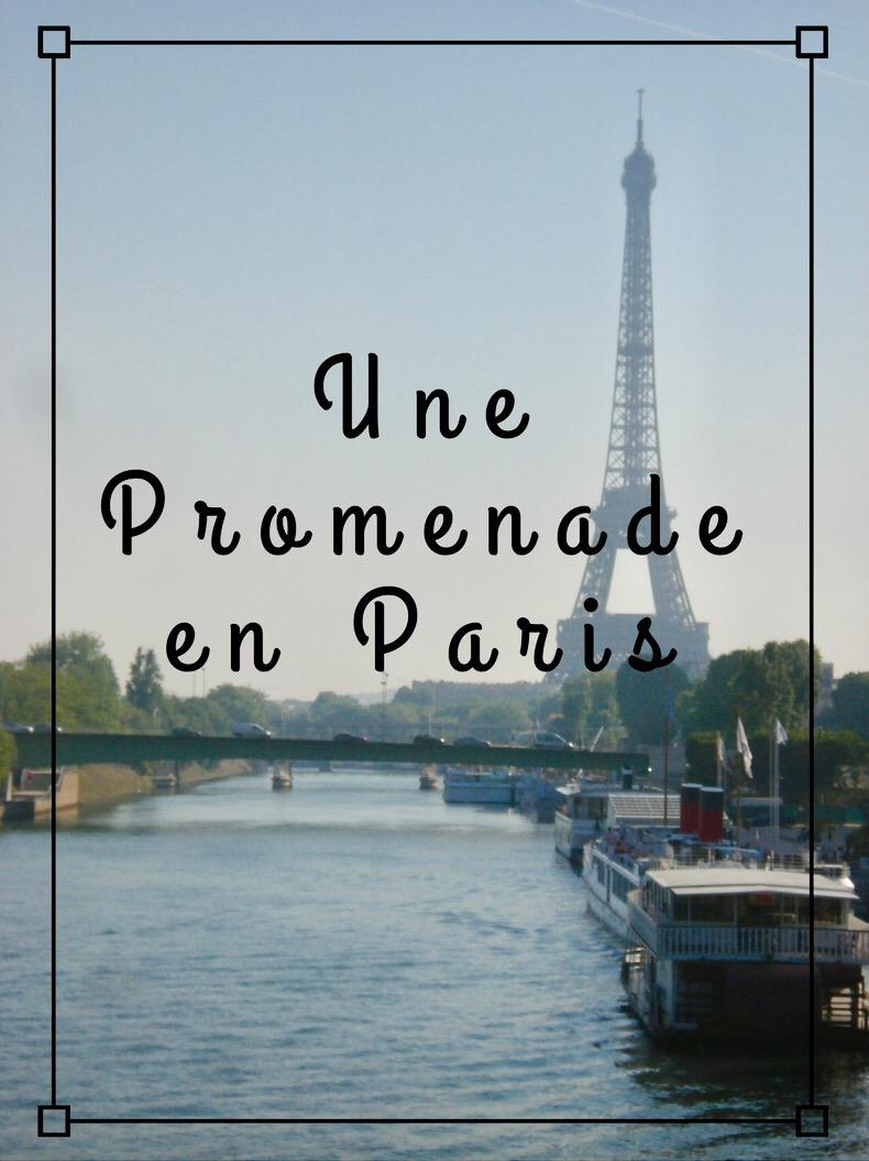 Une Promenade en Paris