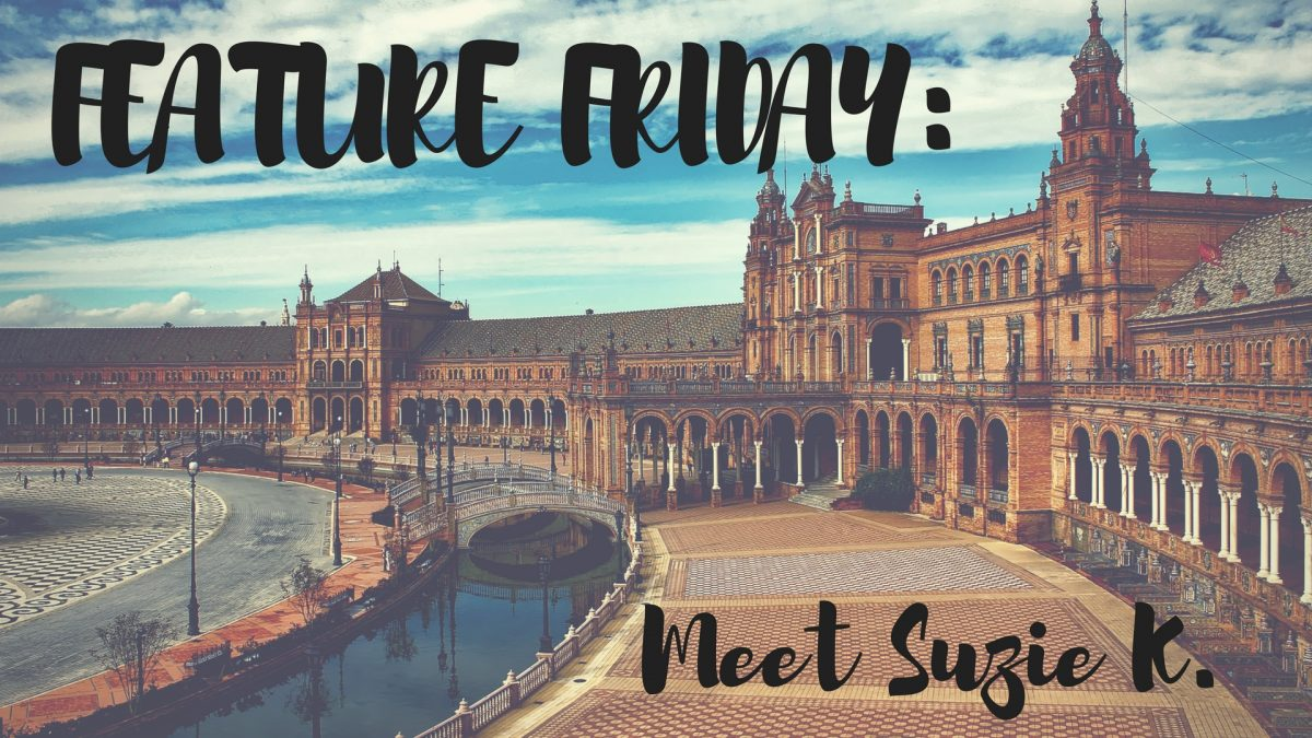 Feature Friday: Meet Suzie K.