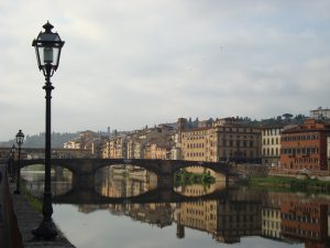 Florence, Italy - Ponte Vecchio Bridge