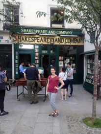 Shakespeare and Company in Paris. Reliving the Paris Writer's of the 1920s