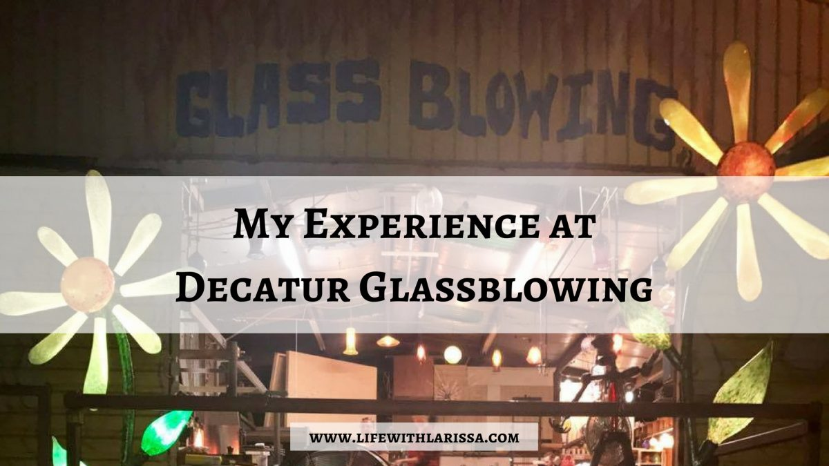 Decatur Glassblowing Feature Image