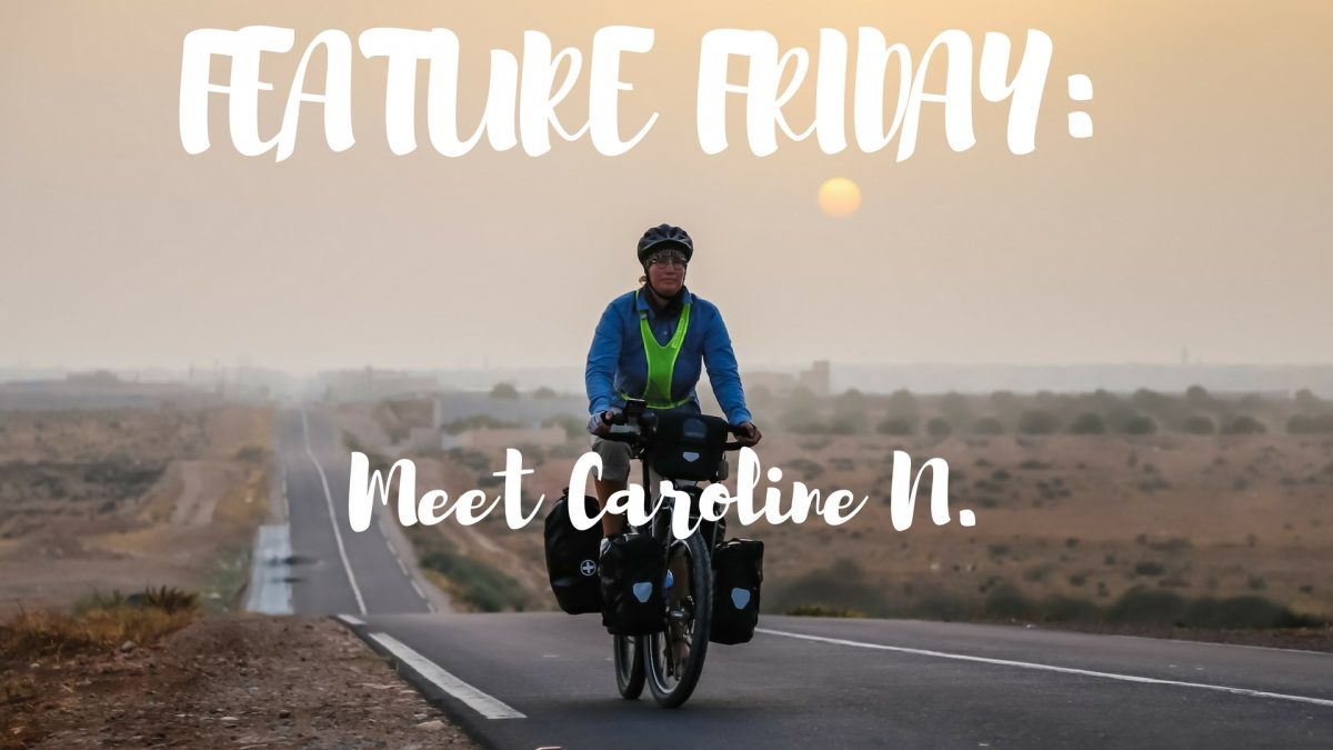 Feature Friday: Meet Carolina N.