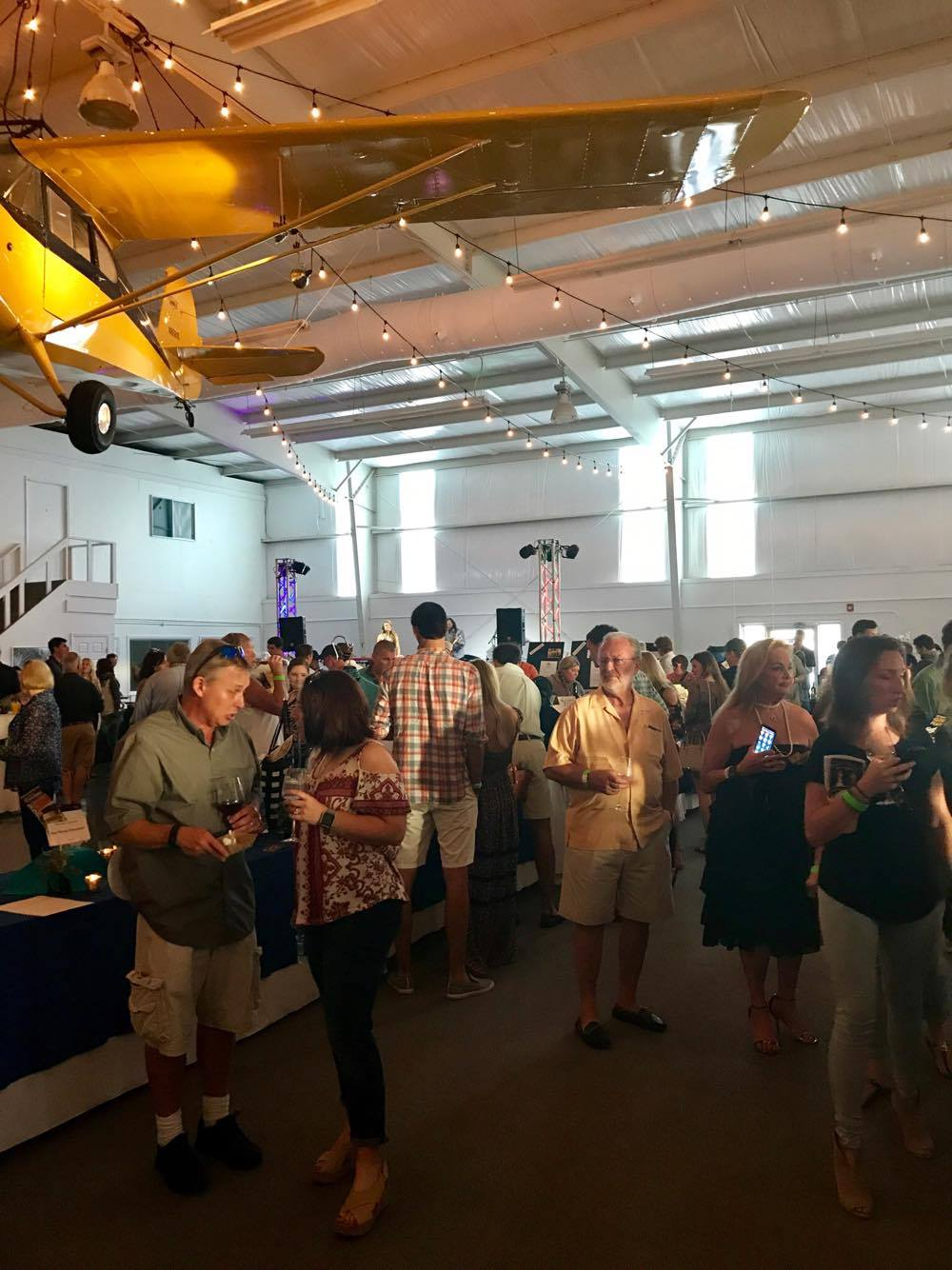 Flights and Bites - Environment - St Simons Island Food Spirits Festival