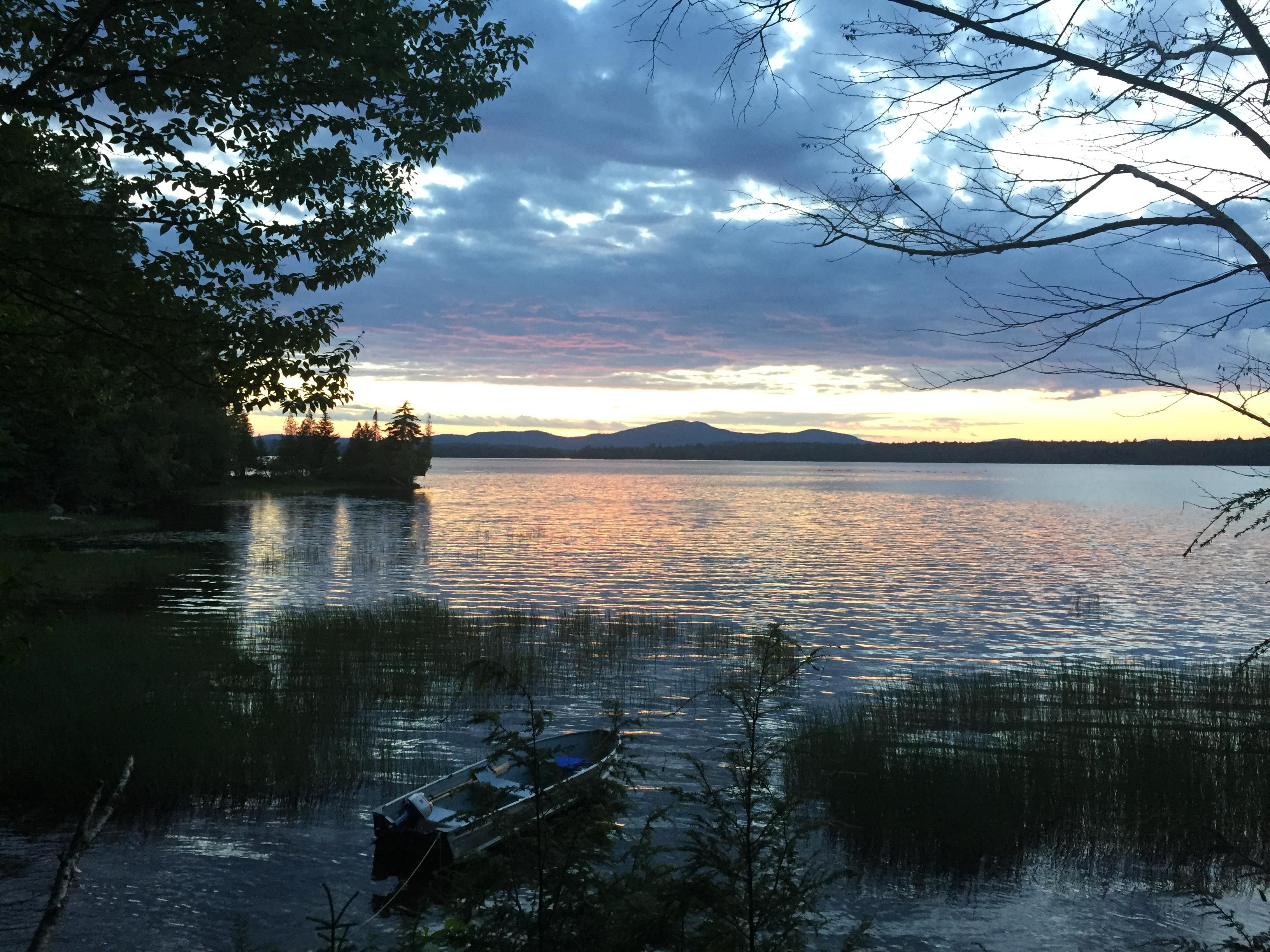 Raquette Lake - Danielle