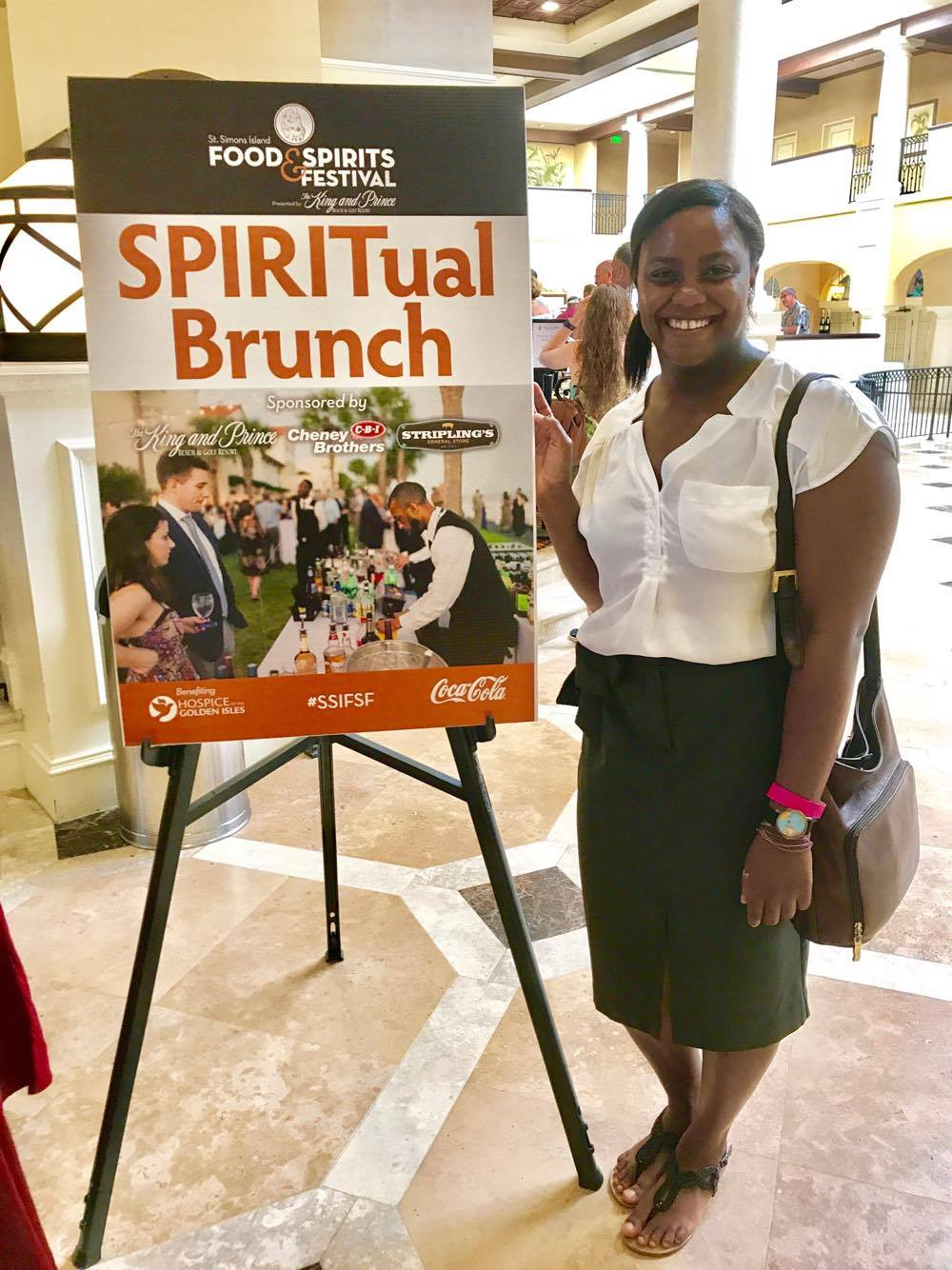 Spiritual Brunch - St Simons Food Spirits Festival