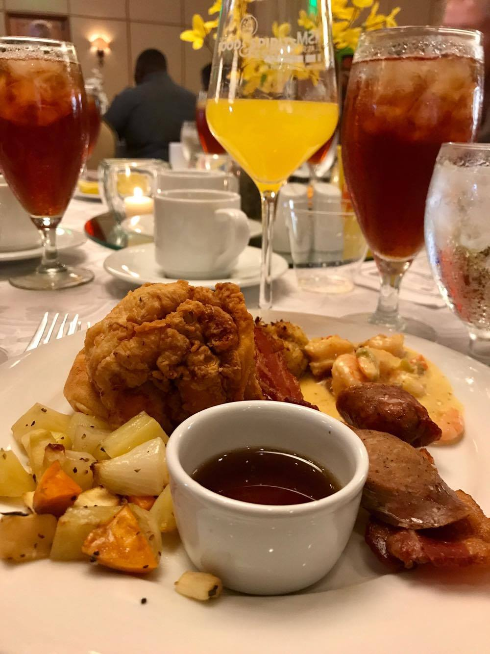 Spritual Brunch - Breakfast Food - St Simons Island Food Spirits Festival