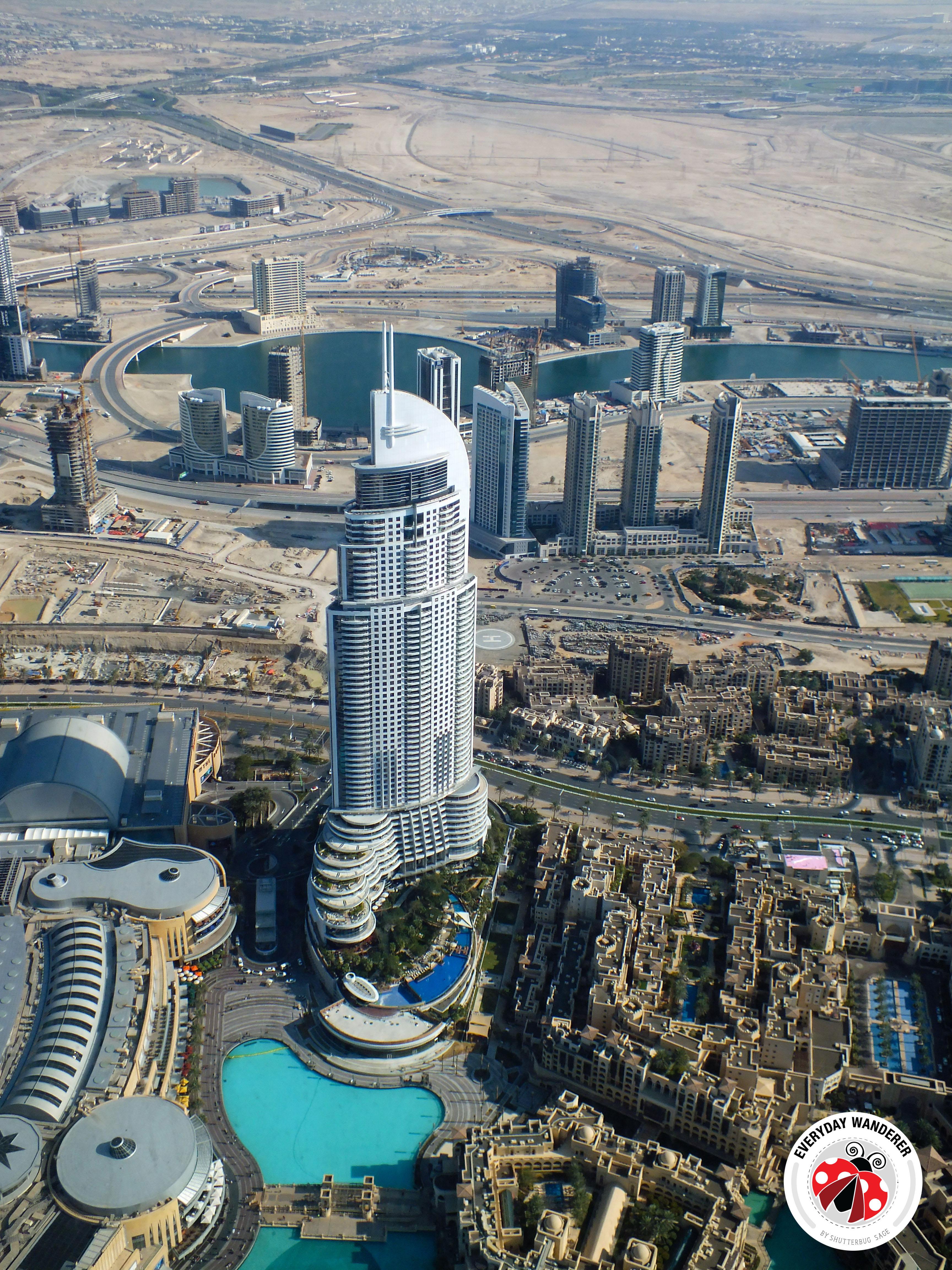 Burj Khalifa - Everyday Wanderer - Sage