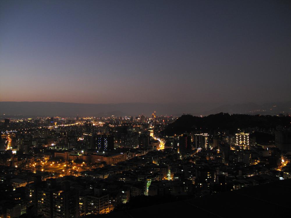 Taipei, Taiwan - Megan