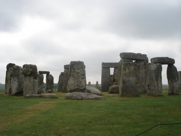 Stonehenge in London, England - Study Abroad