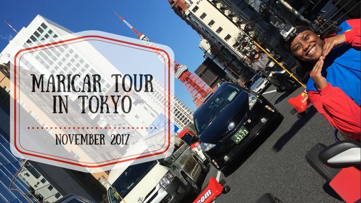 MariCar Tour in Tokyo Featured Image - MariCar Tour