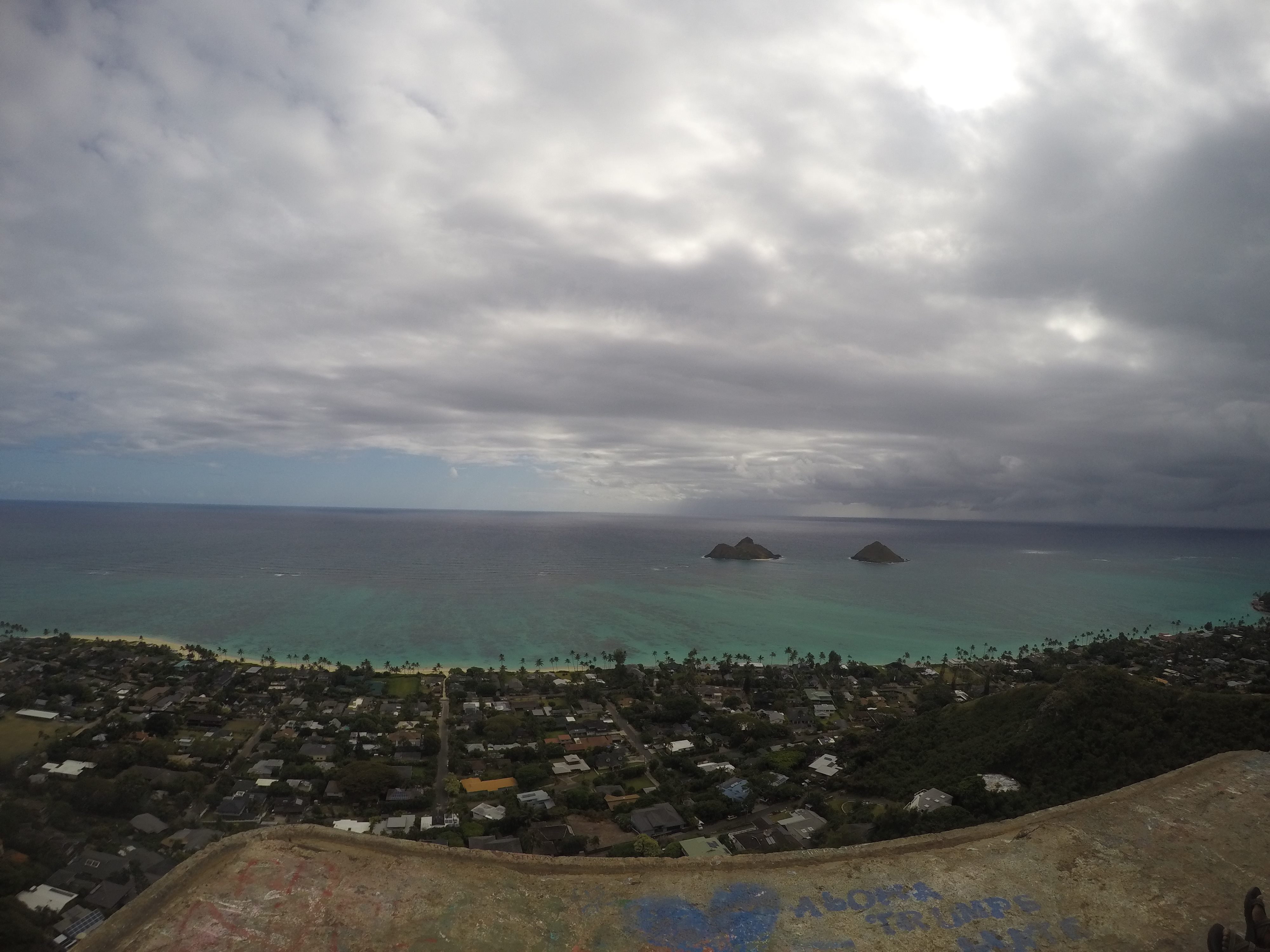 Views from the Pillbox Hike