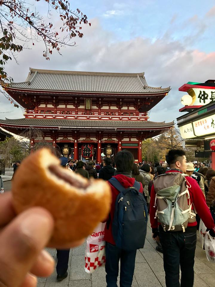 Tasty Treats and Temples