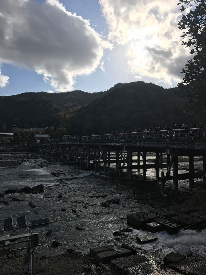 Togetsukyo Bridge of Arashiyama