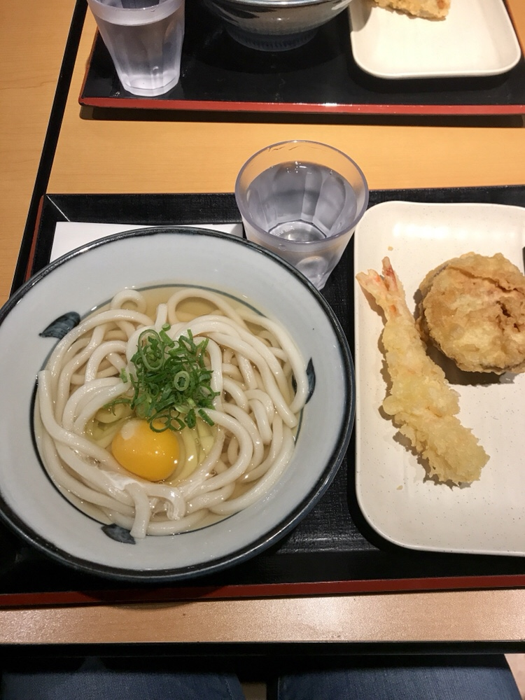 Udon Noodles - Tokyo