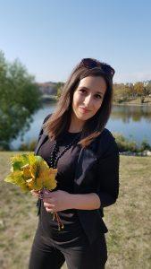 Monica V. Bio Pic