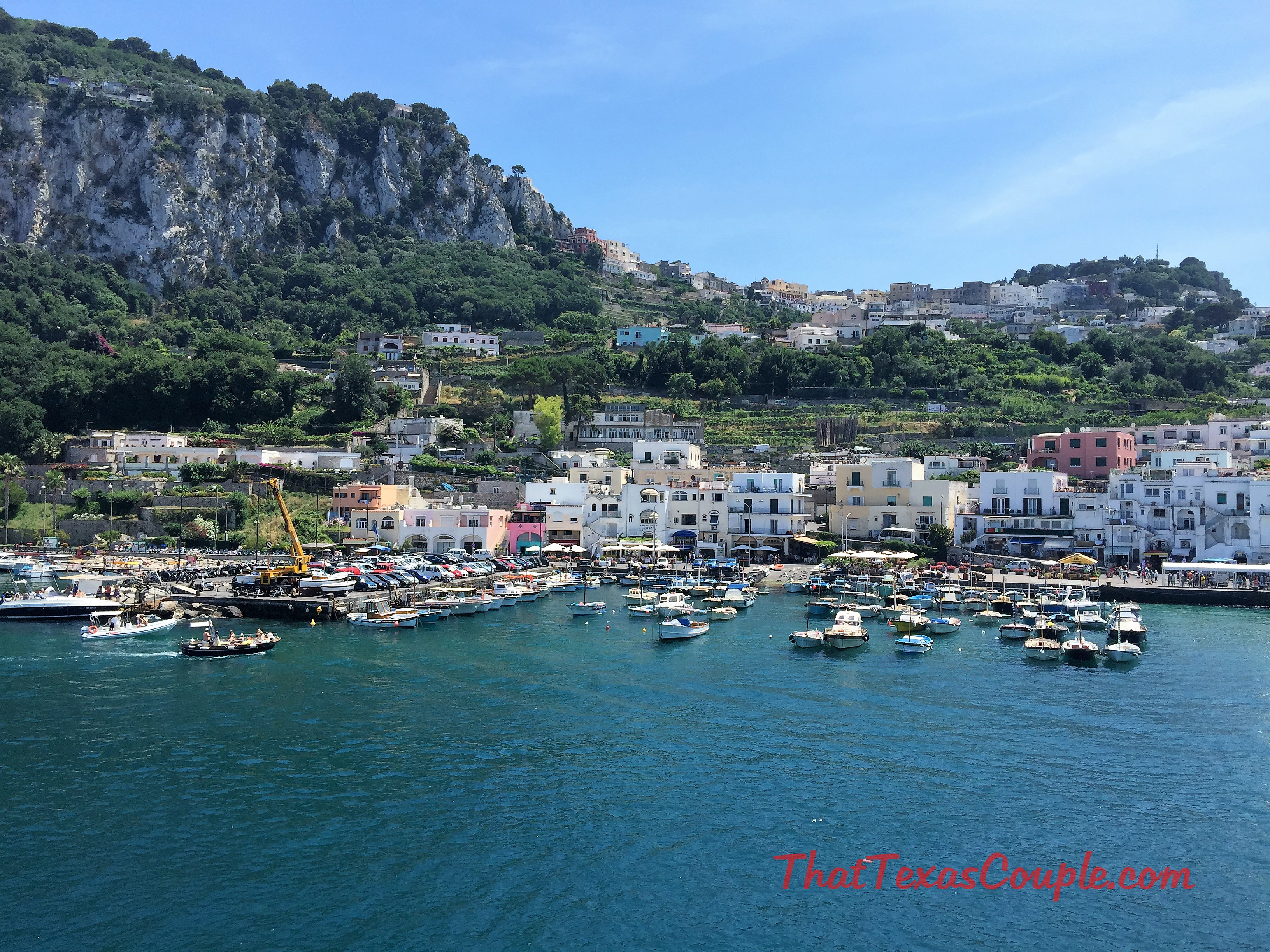 Capri, Italy - Michelle - That Texas Couple