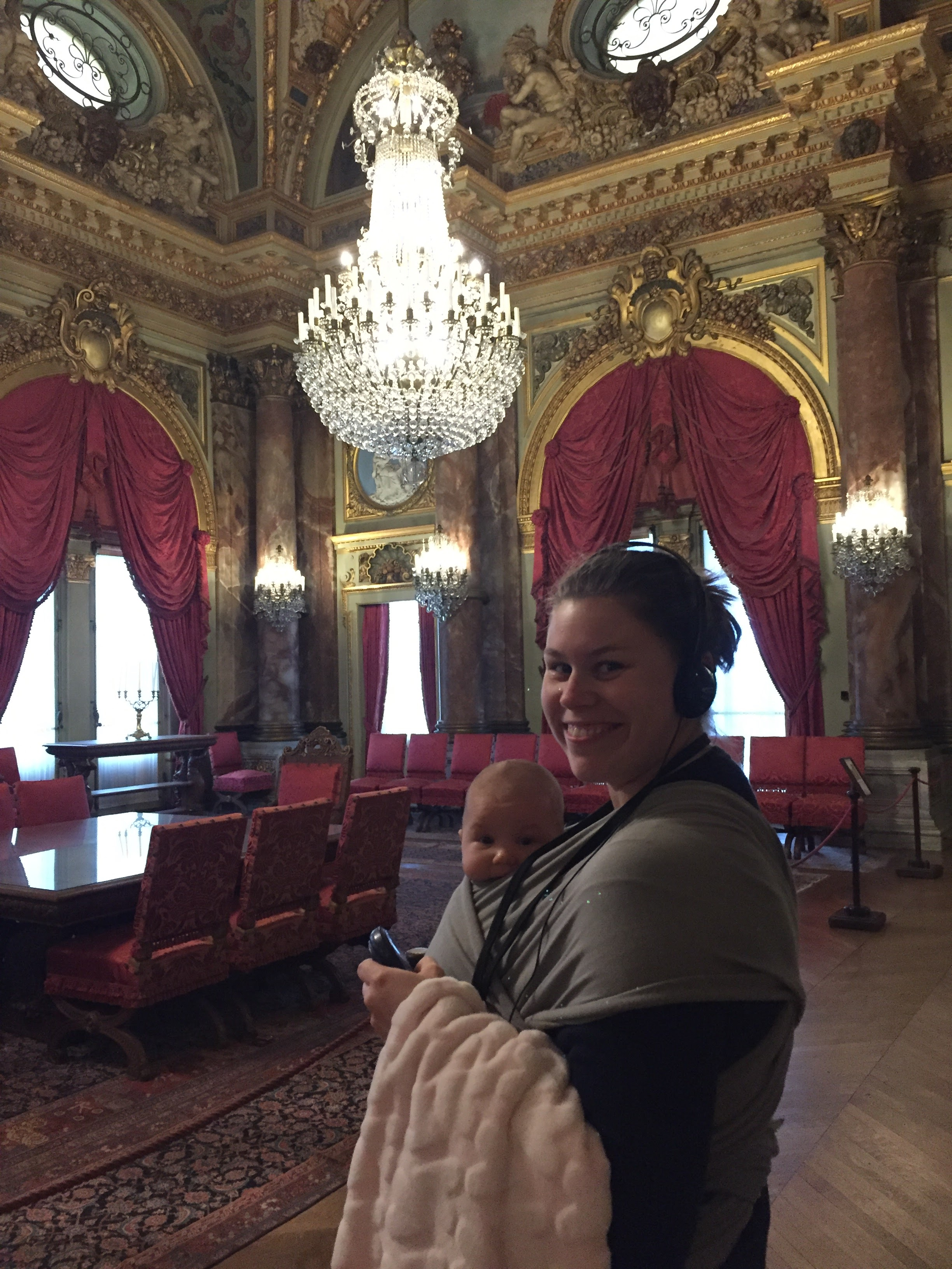 Touring the Breakers - Addie D.