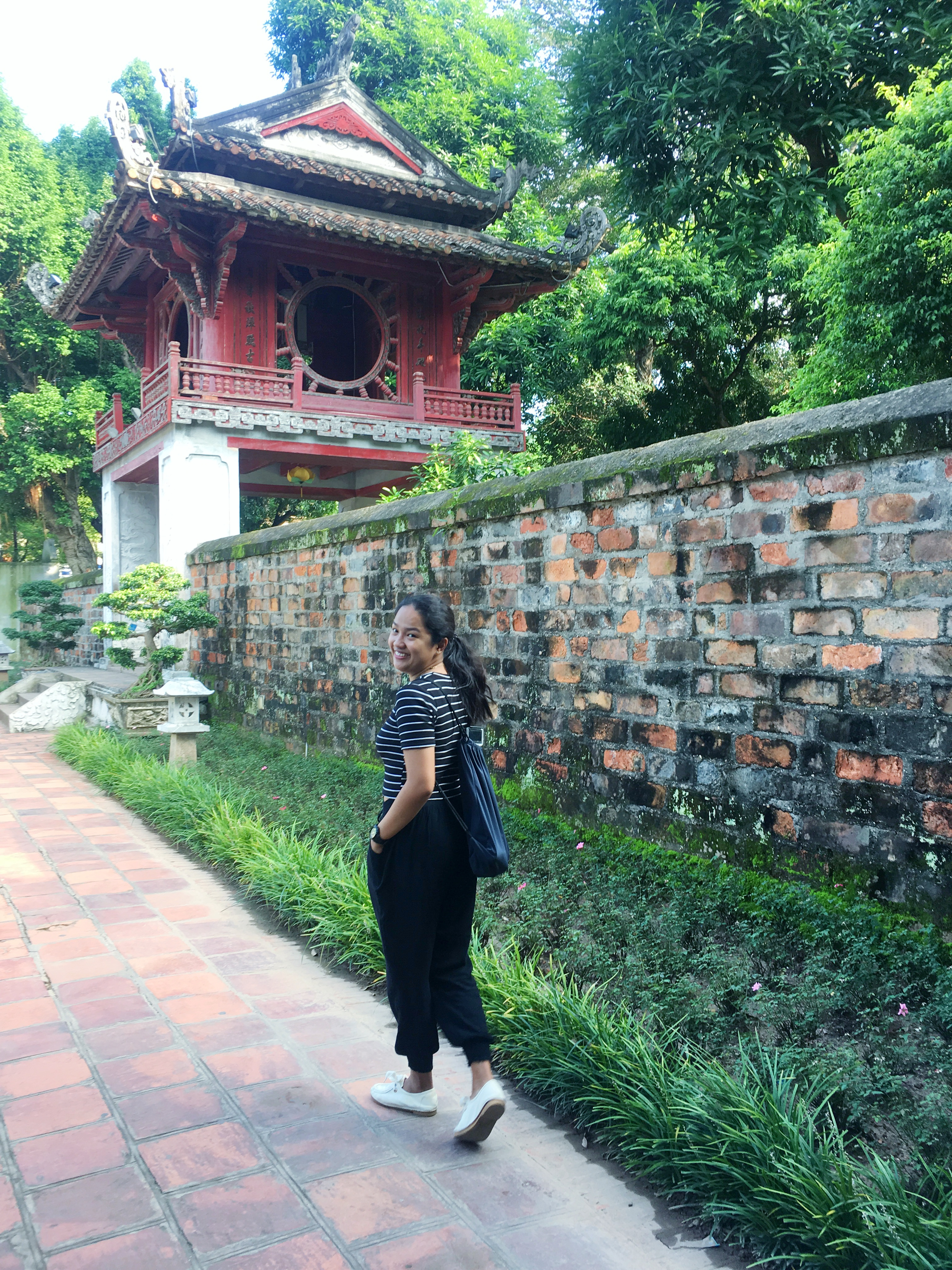 Temple of Literature, Hanoi, Vietnam (1) - Roneth