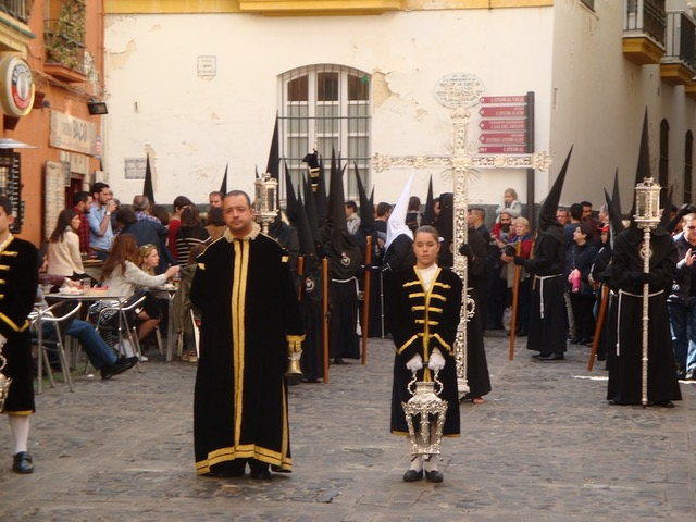 Cadiz Semana Santa - Easter Around the World