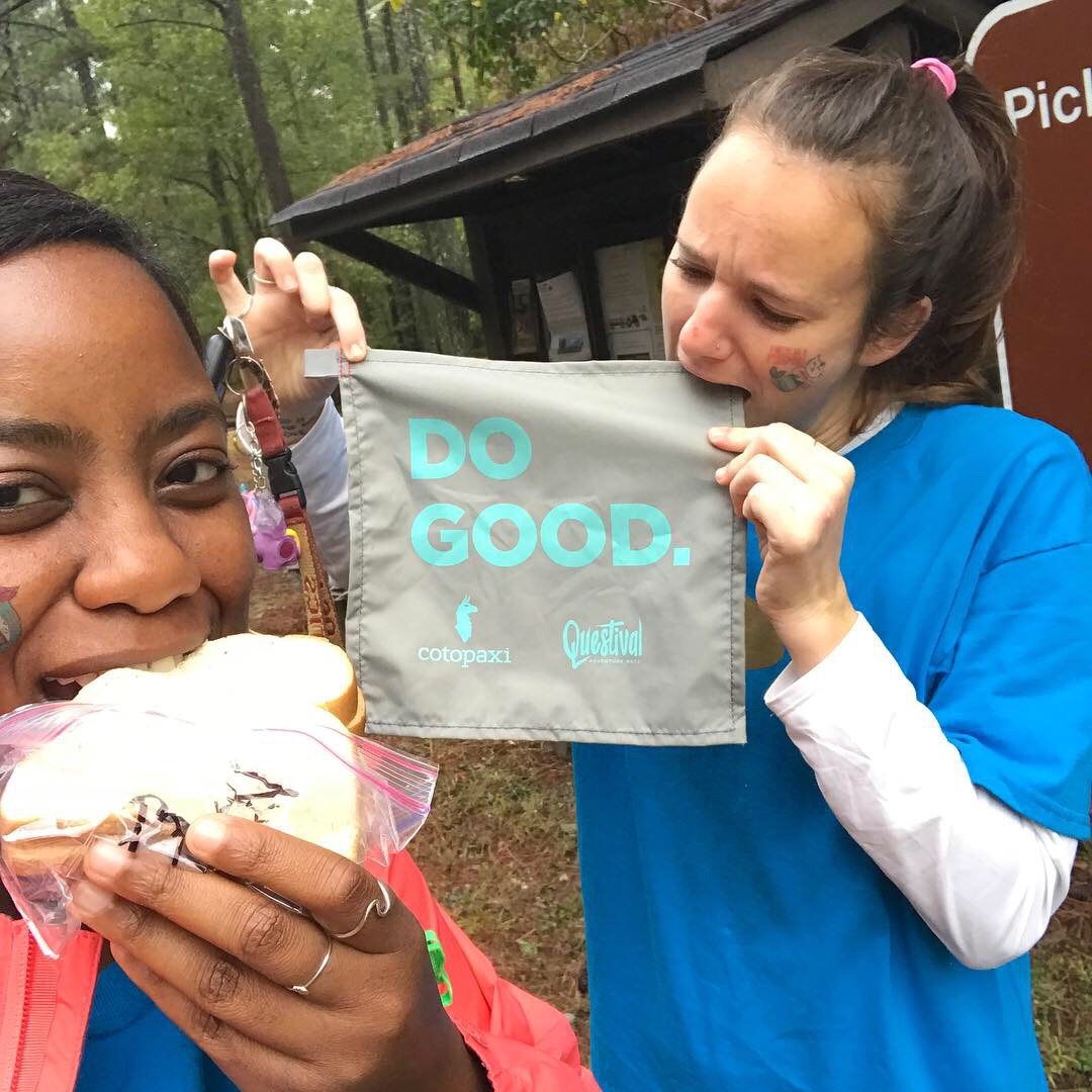 Taking a Bite Out of the Challenges - Questival