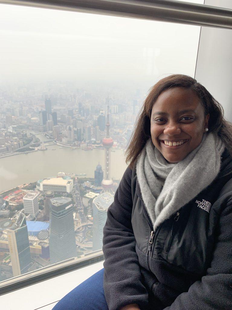 Views from the Shanghai Tower - Shanghai