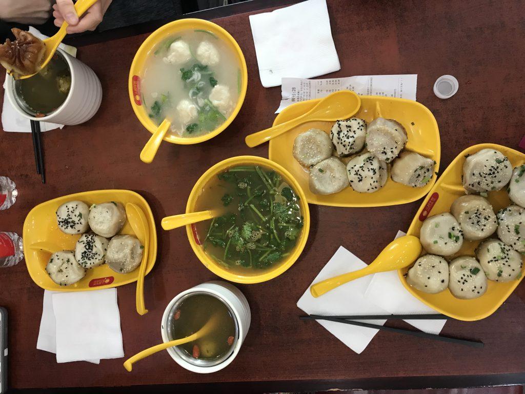 Yang's Dumplings - Shanghai