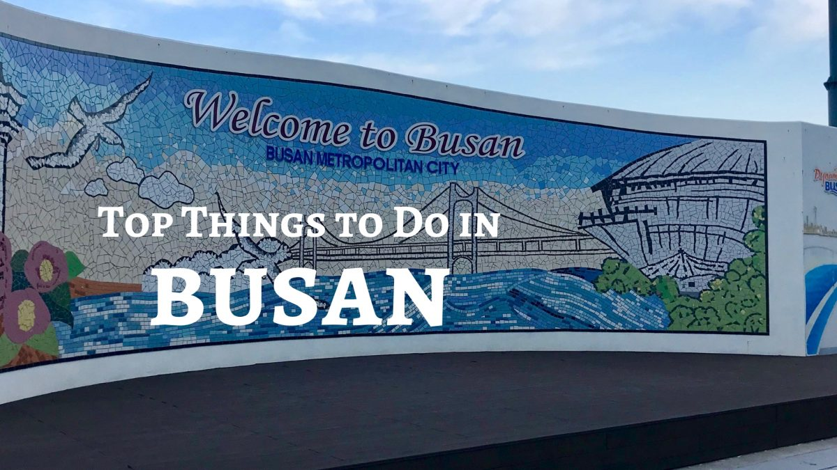 Top Things to Do in Busan