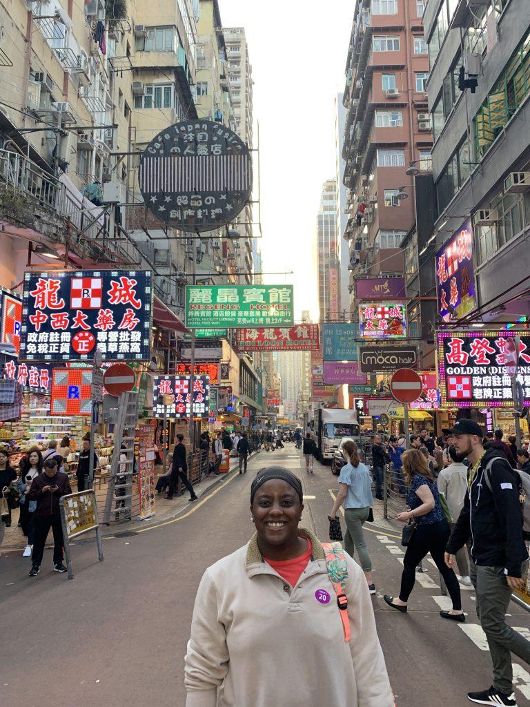 Shopping Options Galore - Hong Kong
