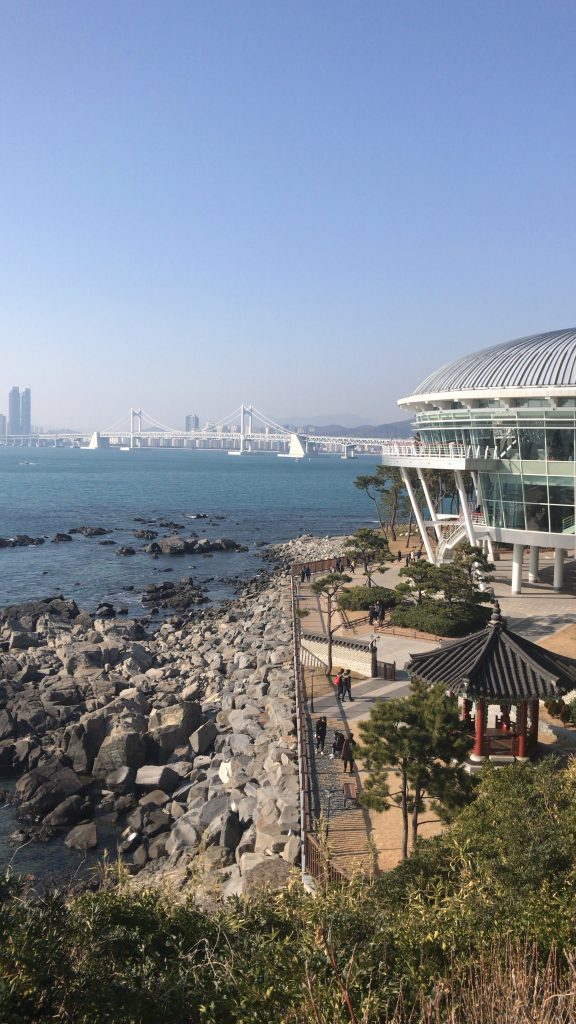 The APEC House - Busan