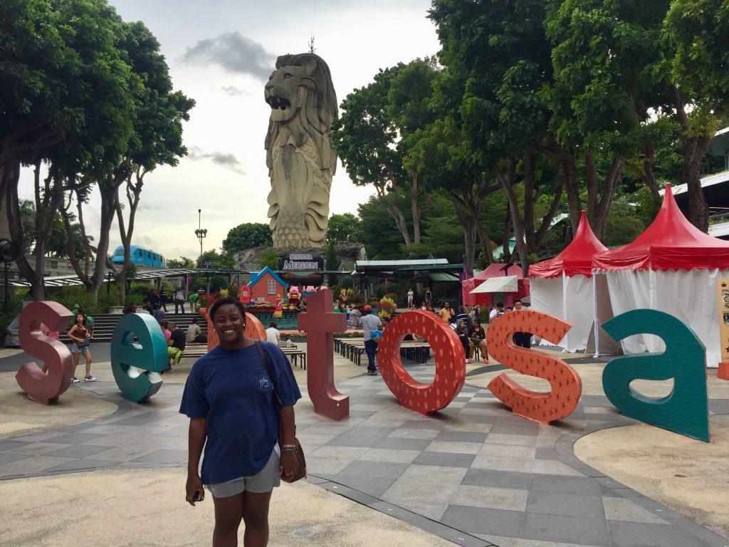 Exploring Sentosa - Singapore