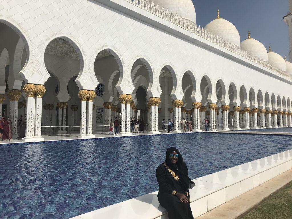 Beautiful Views Everywhere - Abu Dhabi