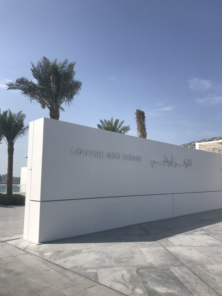 Welcome to Louvre Abu Dhabi