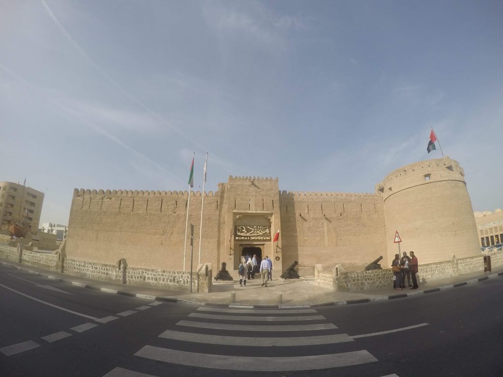 The Dubai Museum