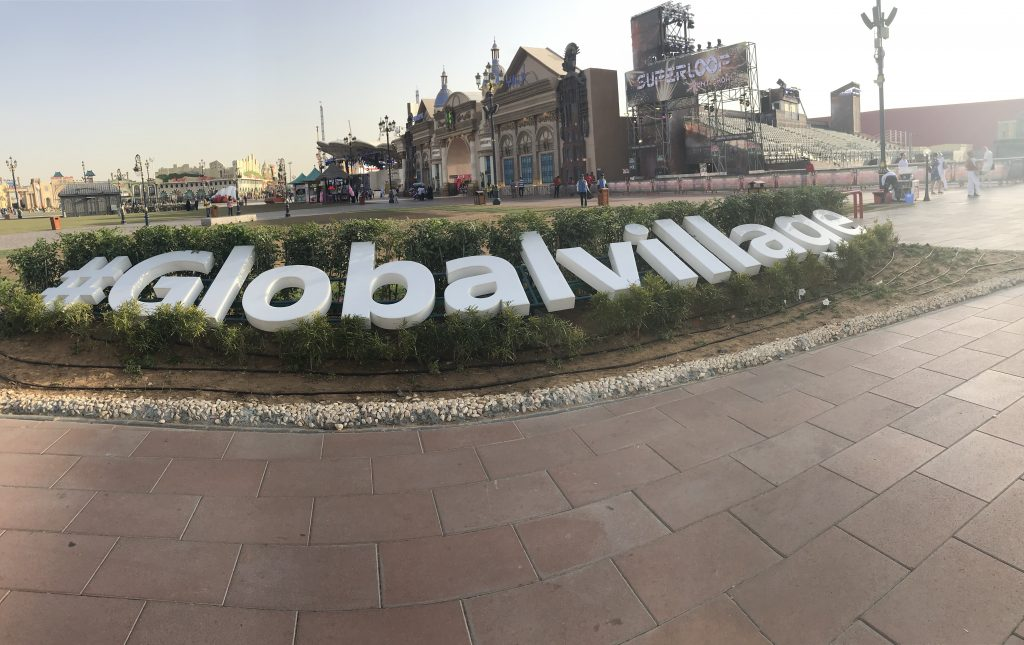 Welcome to Global Village! - Dubai