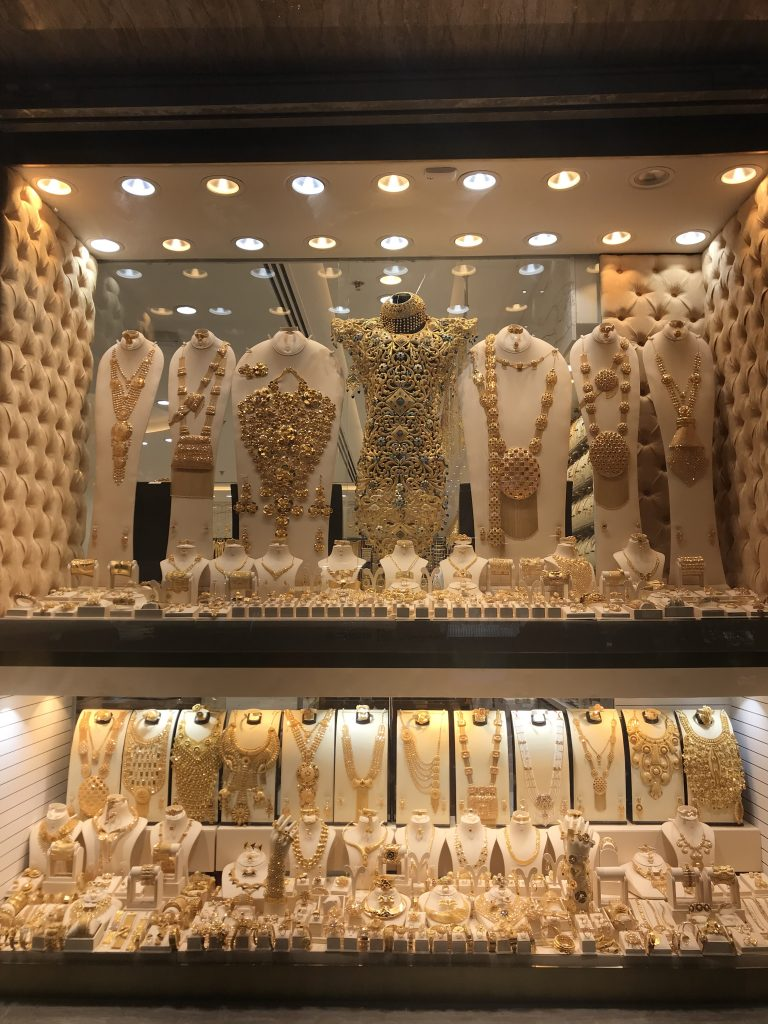 The Gold Souk - Dubai