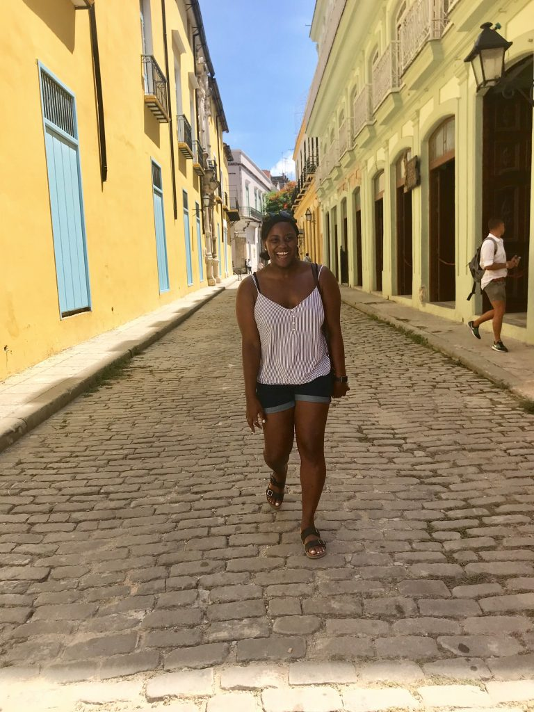 Strolling the Streets of La Habana, Cuba