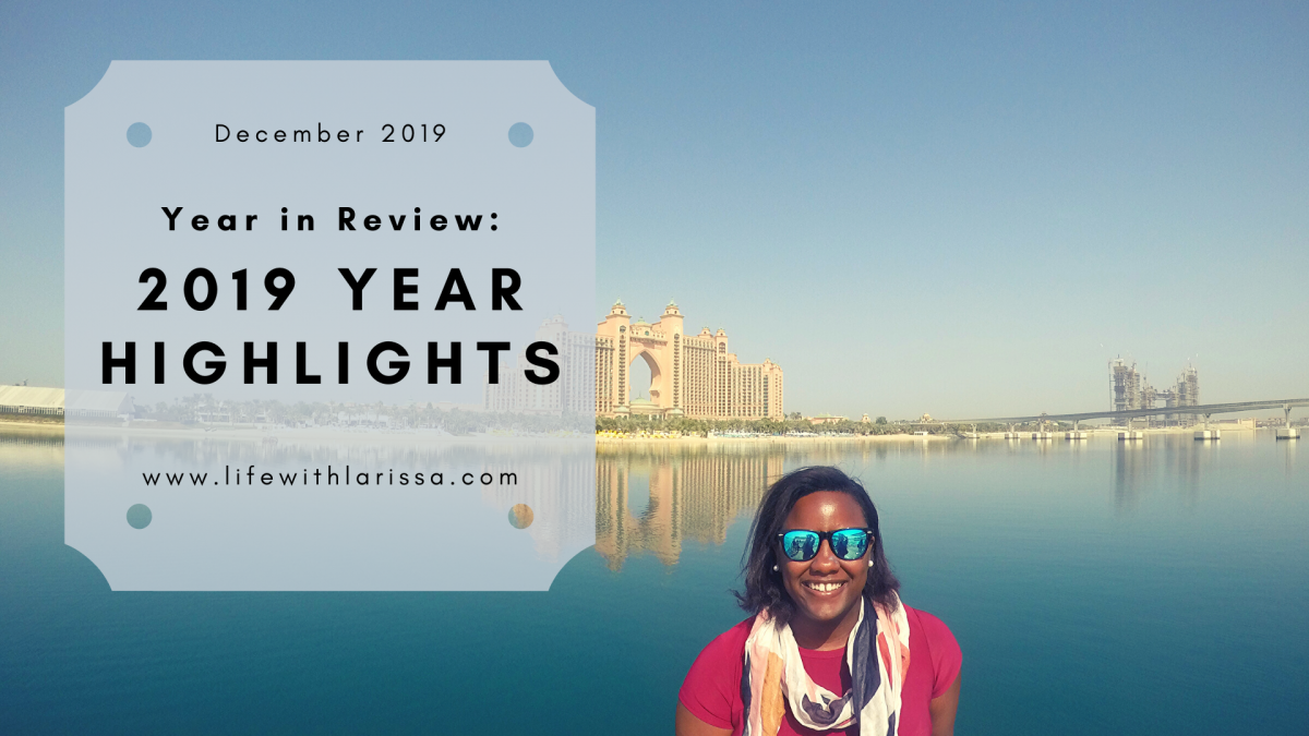 Year in Review: 2019 Year Highlights