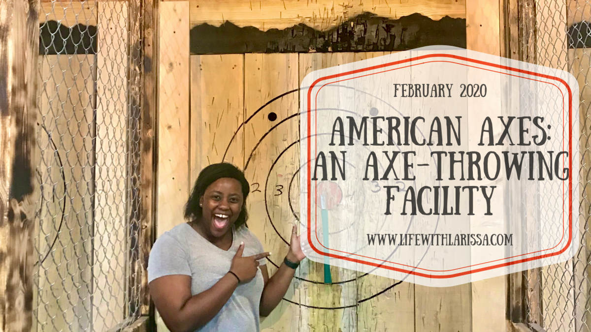 American Axes: An Axe-Throwing Facility